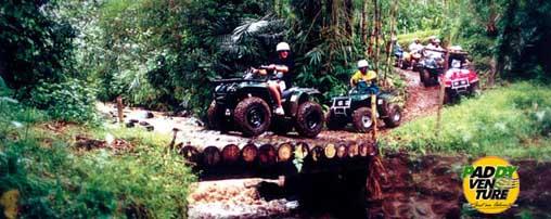 ATV Ride Paddy Adventure 1