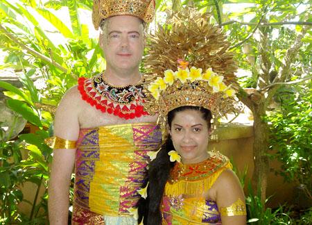Balinese Costume Photo 3