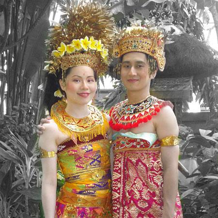 Balinese Costume Photo 4