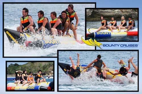 Bounty Cruise Banana Boat