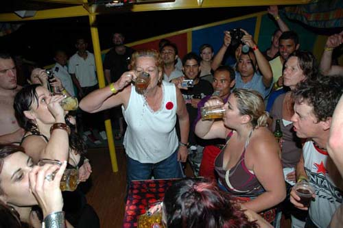 Bounty Cruise Drink Contest