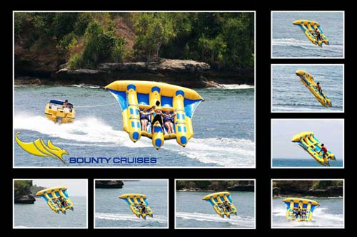 Bounty Cruise Flyfish