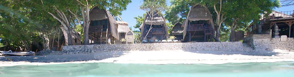 Bali Hai Tide Huts Accommodation