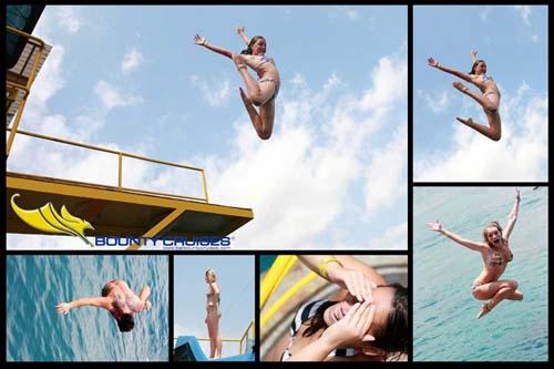 Bounty Cruise Jump