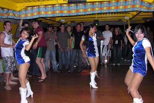 Bounty Cruise Modern Dance