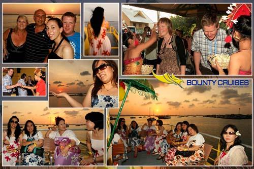 Bounty Cruise Sunset Dinner
