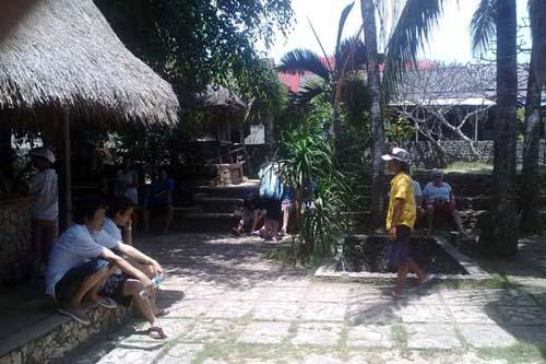 Bounty Cruise Nusa Lembongan Tour Village