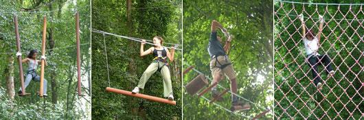 Bali Treetop Adventure 2