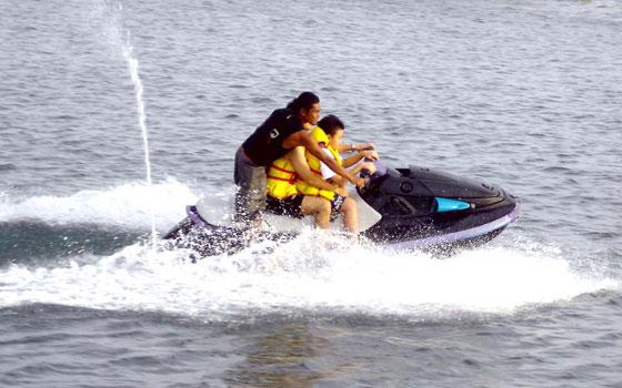 Jetski Water Sport