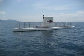 Oddyssey Submarine Bali 1