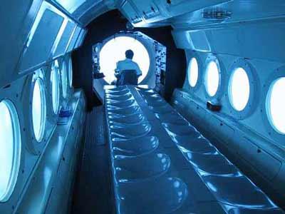 Oddyssey Submarine Bali 3
