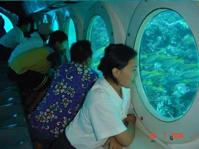 Oddyssey Submarine Bali 5