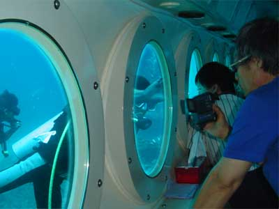 Oddyssey Submarine Bali 6