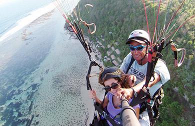 Bali Paragliding Tandem 2