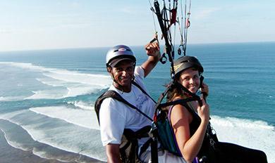 Bali Paragliding Tandem 1