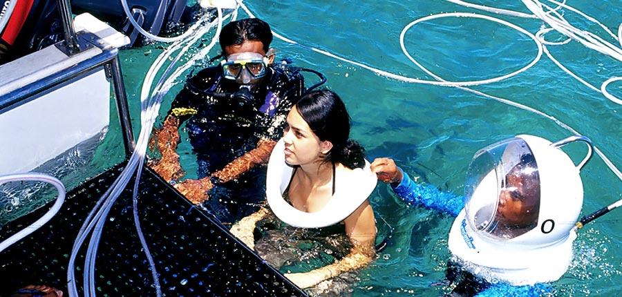 Seawalker Bali 2