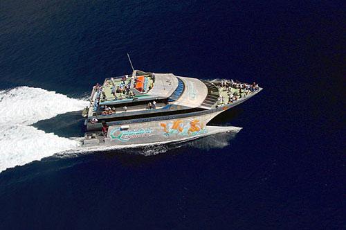 Quicksilver Day Cruise 1