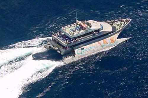 Quicksilver Day Cruise 2