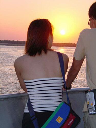 Quicksilver Sunset